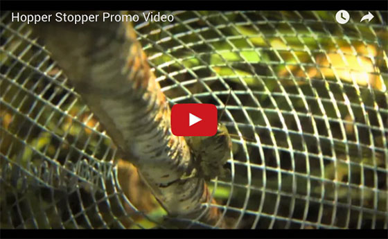 Hopper Stopper™